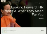 Looking Forward: HR Trends & What They Mean for You