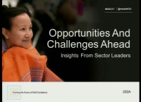 Opportunities and Challenges Ahead: Insights from Sector Leaders